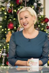 Denise Van Outen - Loose Women TV Show in London 12/12/2017