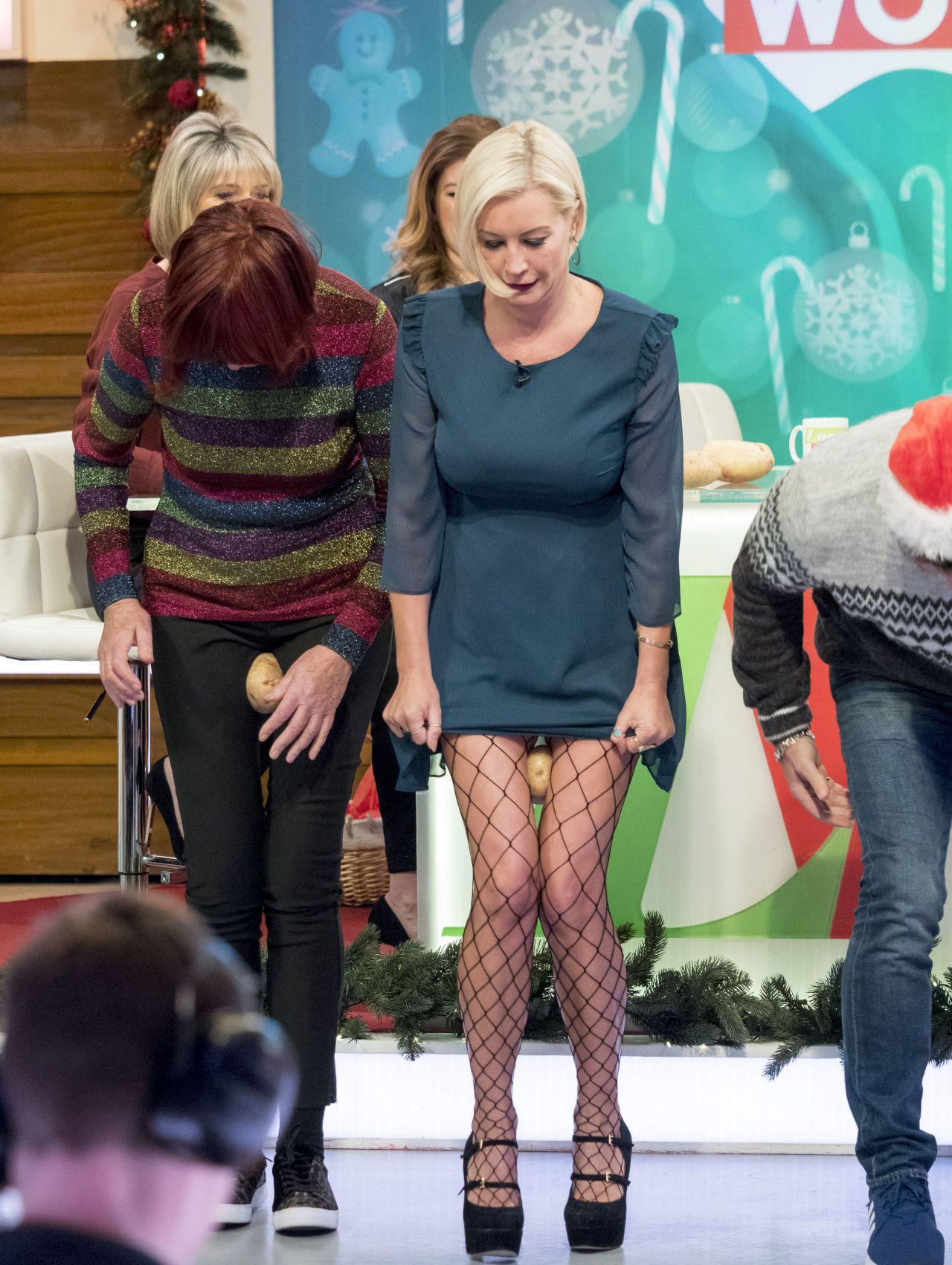 Denise Van Outen - Loose Women Tv Show In London 12122017-1563