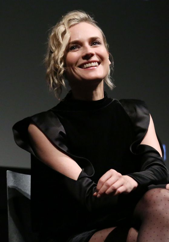 """Diane Kruger - """"In The Fade"""" New York Premiere Afterparty and Q&A"""