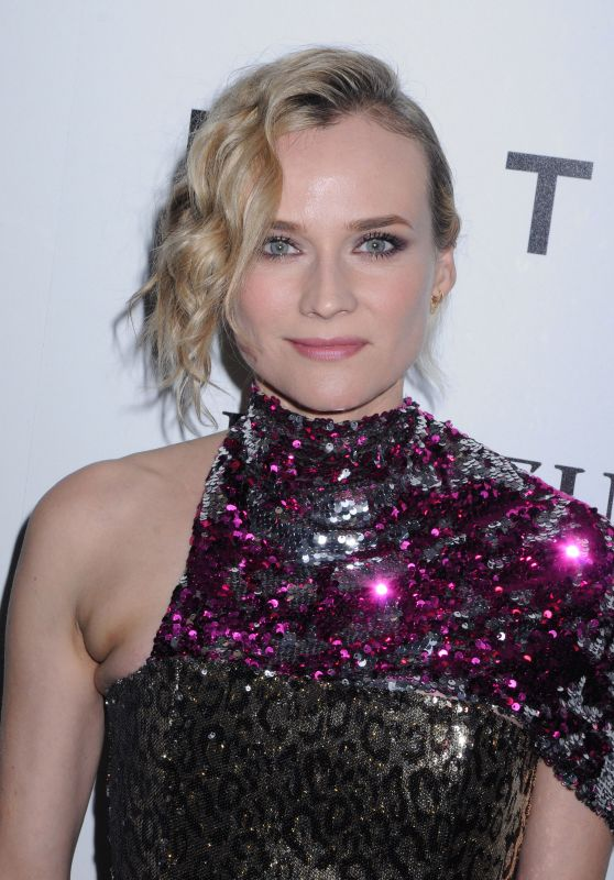 """Diane Kruger - """"In the Fade"""" Premiere in New York"""