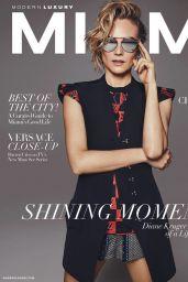 Diane Kruger - Modern Luxury Magazine January 2018