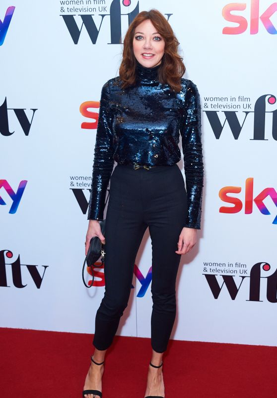 Diane Morgan – Sky Women in Film and TV Awards 2017 in London