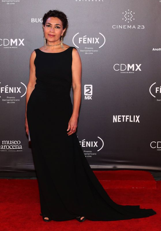 Dolores Heredia – Fenix Film Awards 2017 in Mexico City