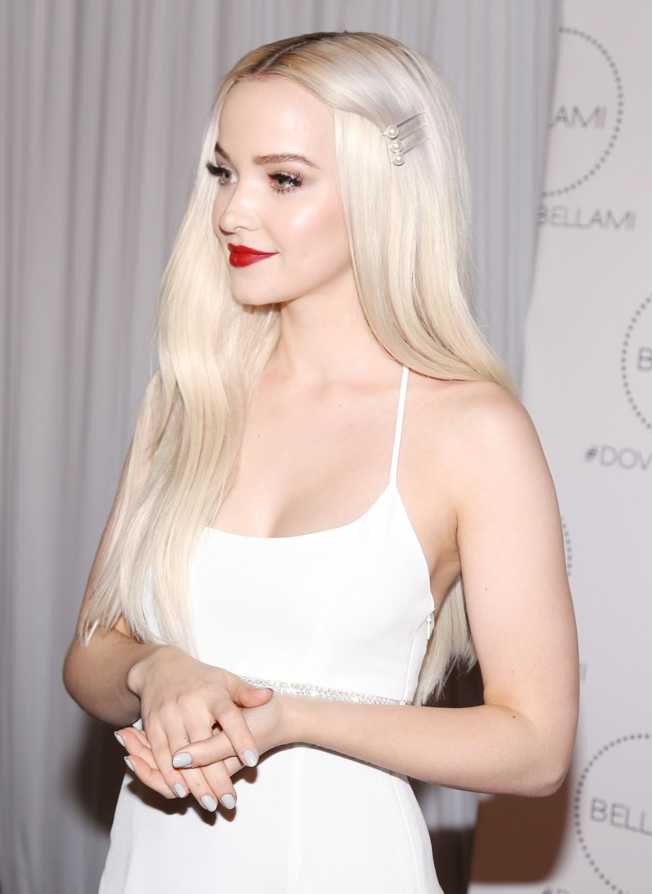 Dove Cameron Dove X Bellami Collection Launch Party Part Ii