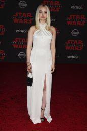 """Dove Cameron – """"Star Wars: The Last Jedi"""" Premiere in LA"""