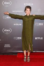 Edith Gonzalez – Fenix Film Awards 2017 in Mexico City