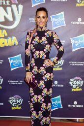"Edurne Garcia Almagro - ""My Little Pony"" Premiere in Madrid 11/30/2017"