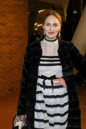 Elena Carriere – Chanel Fashion Show in Hamburg