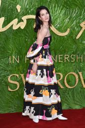 Elisa Lasowski – Fashion Awards 2017 in London