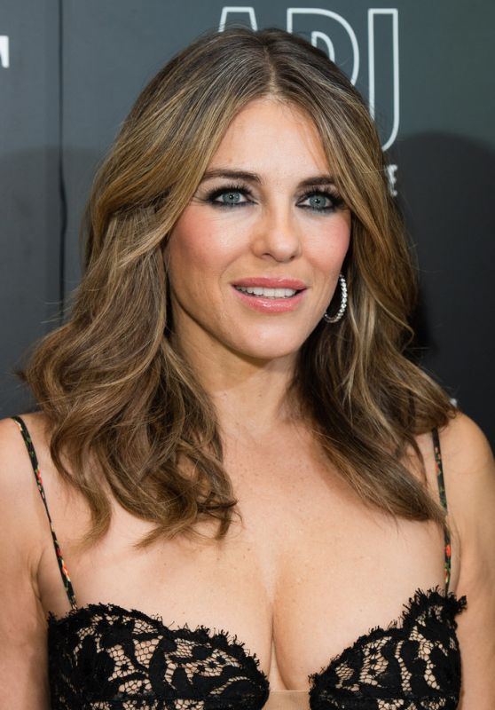 "Elizabeth Hurley - ""Brilliant Is Beautiful"" Gala in London"