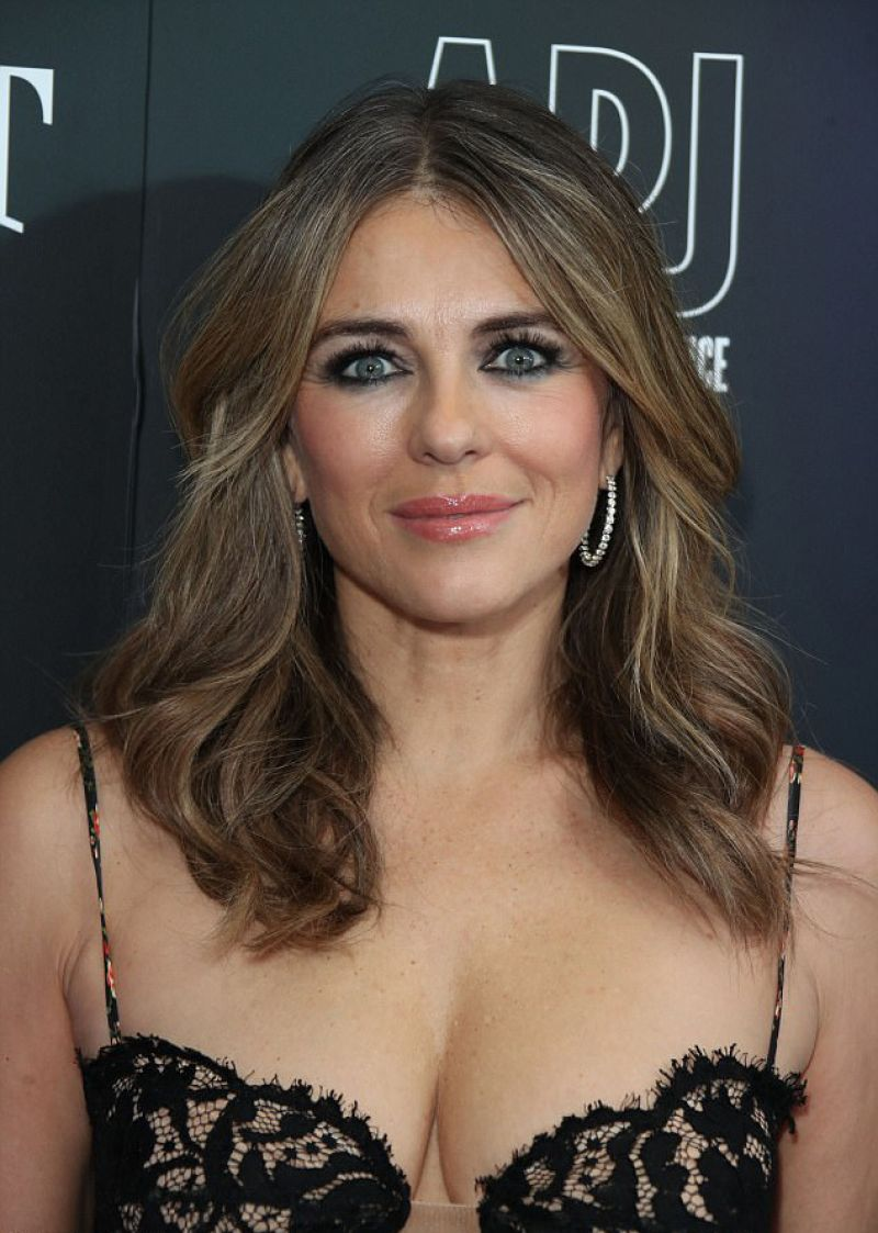 Elizabeth Hurley Quot Brilliant Is Beautiful Quot Gala In London