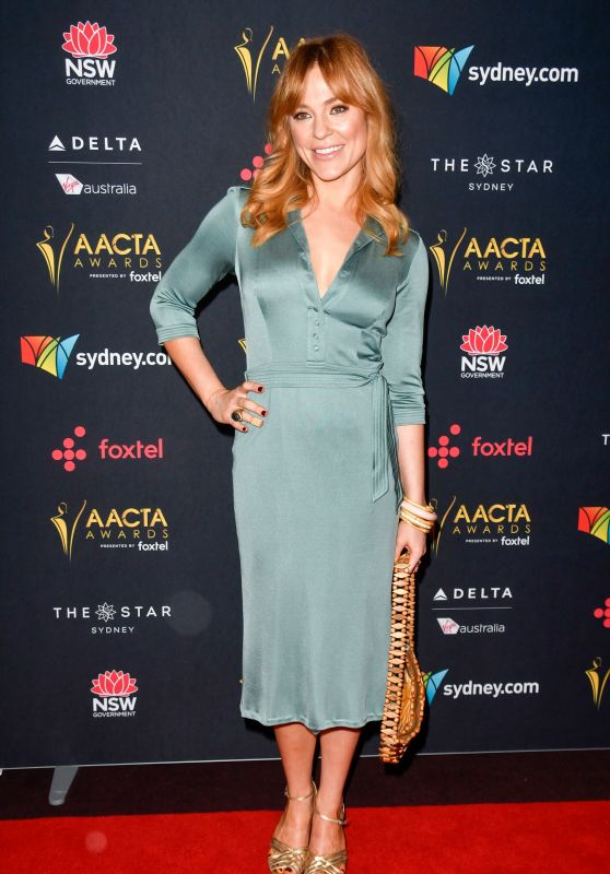 Ella Scott Lynch – AACTA Awards 2017 in Sydney