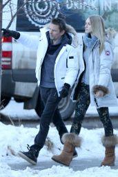 Elle Evans Winter Style - Aspen 12/29/2017