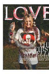 Elle Fanning - Vogue UK January 2018