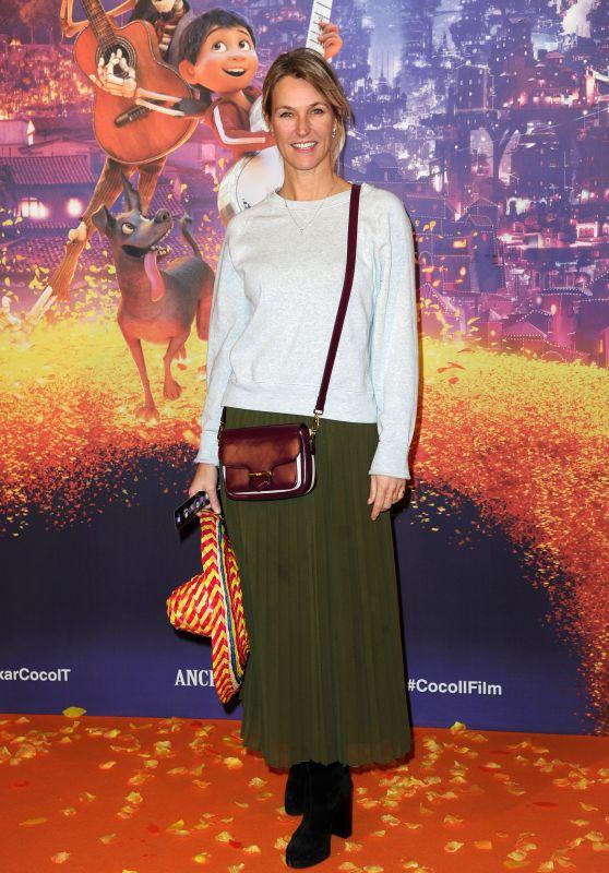 "Ellen Hidding - ""Coco"" Red Carpet in Milan"