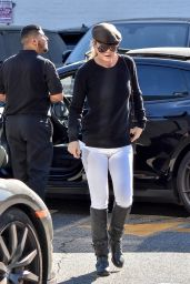 Ellen Pompeo Casual Style - Los Angeles 12/18/2017