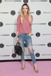 Em Ford - Beautycon in London
