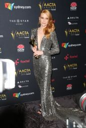 Emma Booth – AACTA Awards 2017 Red Carpet