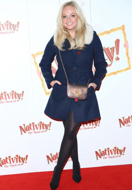 "Emma Bunton - ""Nativity"" Gala Night in London"