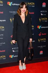 Emma Lung – AACTA Awards 2017 in Sydney