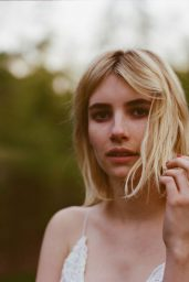 Emma Roberts - Photoshoot December 2017