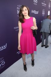 Emmy Rossum – THR's 2017 Women In Entertainment Breakfast in LA