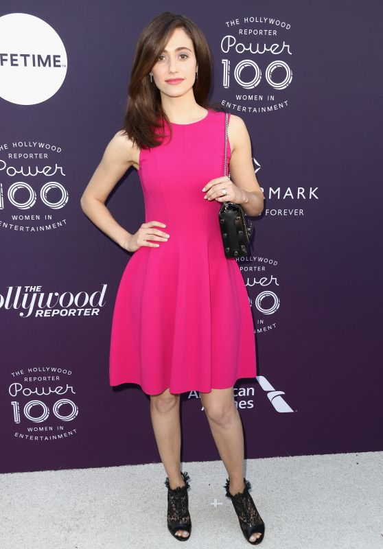Emmy Rossum – THR's 2017 Women In Entertainment Breakfast in LA
