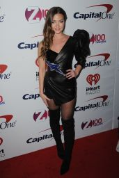 Erika Costell – Z100s Jingle Ball 2017 in NYC