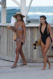 Erika Wheaton Hot in Bikini in Miami Beach 12/05/2017