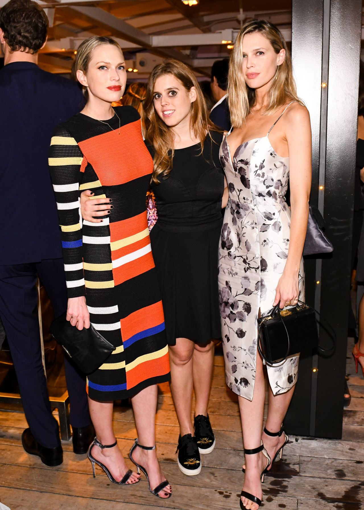 Erin and Sara Foster - Hauser and Wirth Honors Mark Bradford in Miami Beach