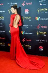 Erin Holland – AACTA Awards 2017 Red Carpet