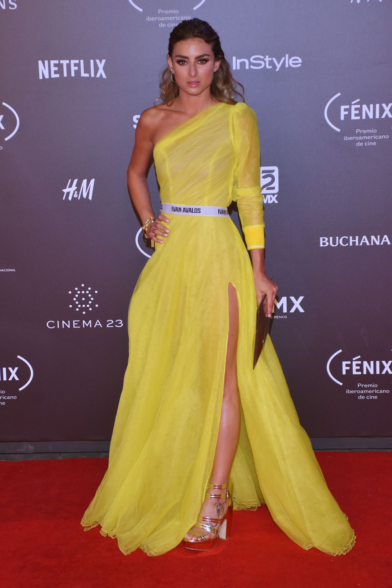Estefania Ahumada – Fenix Film Awards 2017 Red Carpet