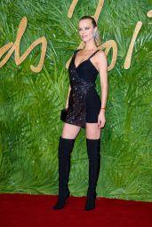 Eva Herzigova – Fashion Awards 2017 in London