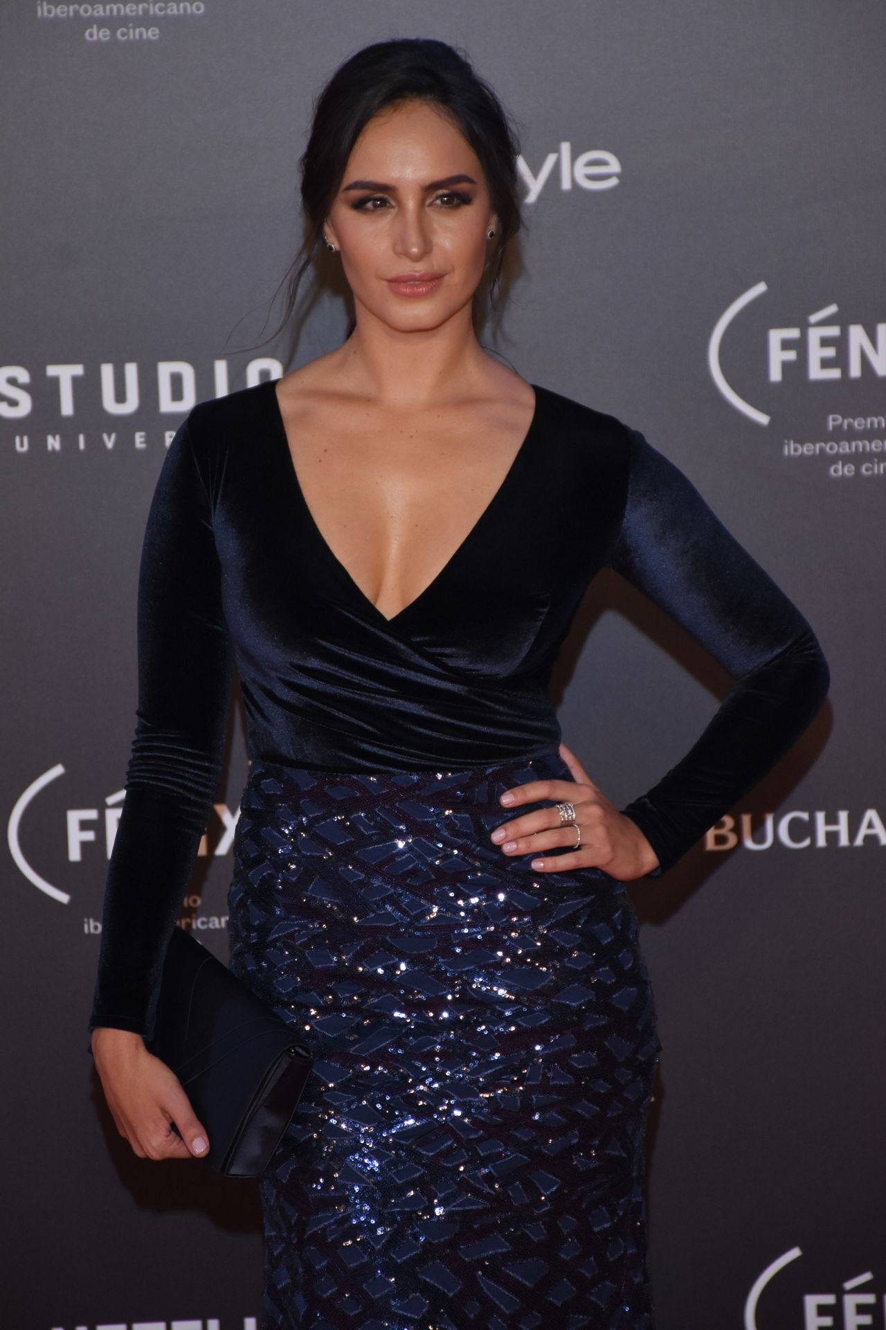 Fernanda Urrejola – Fenix Film Awards 2017 Red Carpet