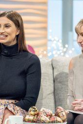 Ferne McCann - Lorraine TV Show in London 12/12/2017