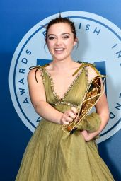 Florence Pugh – British Independent Film Awards 2017 in London