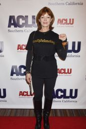 Frances Fisher – Bill of Rights Dinner in Los Angeles
