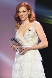 Gabriela Koukalova - Czech Champion of Sports 2017 Winner, Prague December 2017