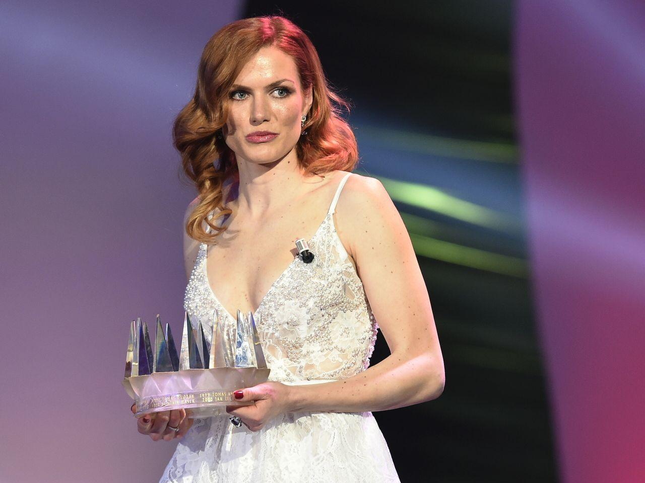 Gabriela Koukalova - Czech Champion of Sports 2017 Winner