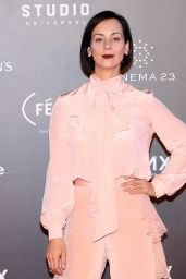 Gaby de la Garza – Fenix Film Awards 2017 Red Carpet