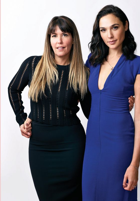 Gal Gadot and Patty Jenkins - Deadline Women in Hollywood Issue, December 2017 Issue
