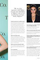 Gal Gadot - Solitaire Magazine December 2017 Issue