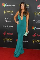 Gemma Forsythe – AACTA Awards 2017 Red Carpet