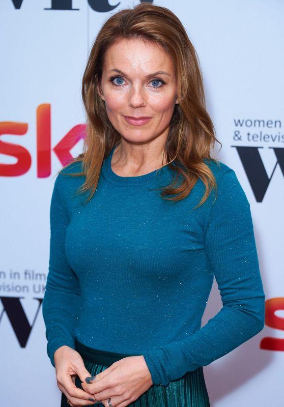 Geri Halliwell - Sky Women in Film and TV Awards 2017 in London