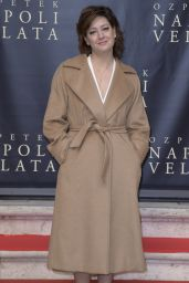 Giovanna Mezzogiorno – Napoli Velata Photocall in Rome 12/18/2017