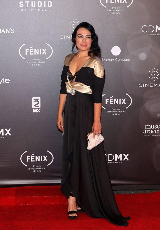 Giovanna Zacarias – Fenix Film Awards 2017 in Mexico City