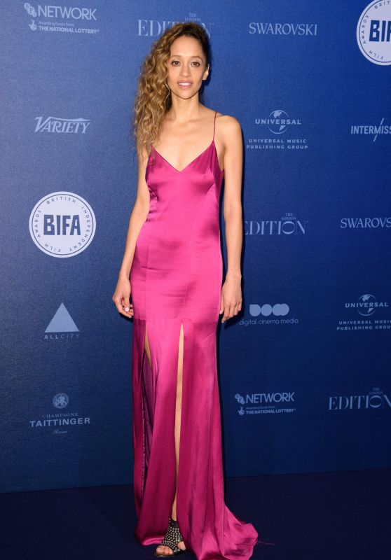 Gloria Huwiler – British Independent Film Awards 2017 in London