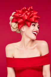 Gwen Stefani - You Make It Feel Like Christmas Photoshoot