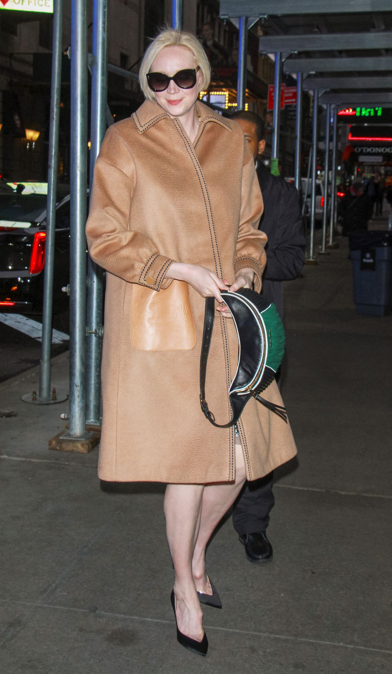 Gwendoline Christie - Out in New York City 12/06/2017