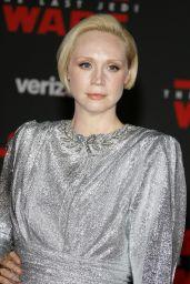 """Gwendoline Christie – """"Star Wars: The Last Jedi"""" Premiere in LA"""